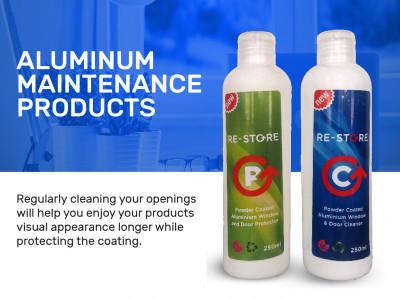 Aluminium Maintenance products